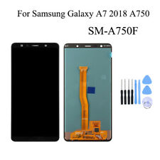 For Samsung Galaxy A7 2018 SM-A750 A750F LCD Digitizer Touch Screen Assembly