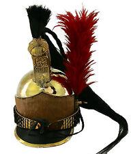 Dragoner Helm Tschako Casque de Dragons Shako Frankreich Napoleon Waterloo L166
