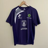 Fremantle Dockers ISC Official AFL Training Shirt Mens Medium