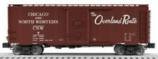 Lionel 6-27072 Chicago & North Western Scale PS-1 Boxcar #7