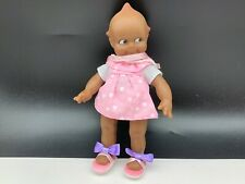 Jesco Kewpie Künstlerpuppe Vinyl Puppe 20,5 cm. Top Zustand