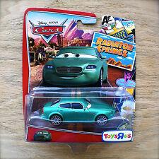 Disney PIXAR Cars COSTANZO DELLA CORSA / RADIATOR SPRINGS Maserati INTL CARD TRU