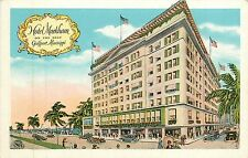 Mississippi, MS, Gulfport, Hotel Markham on the Gulf 1920's Postcard