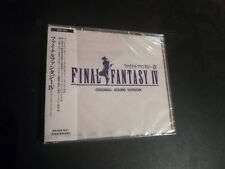 Final Fantasy IV OST NEW SEALED