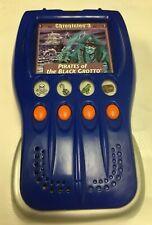 Tangled Tales 2005 Mattel Hand Held Electronic Reading Game Cards With Batteries