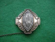More details for st.bartholemews rochester hospital school of nursing silver nurses badge 1935