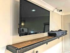Industrial Style Rustic Shelf Industrial Shelves Shelving Wall Shelf