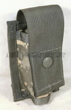 ACU MOLLE US ARMY SINGLE 40mm GRENADE M203 M320 POUCH VEST POCKET NEW LOT of 2