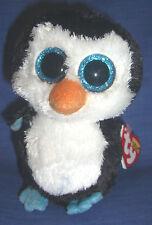 W-F-L TY Beanie Boos Waddles 15 cm  Pinguin  Boo´s Glubschi