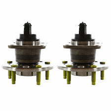 Pair Rear Wheel Hub Bearing Assembly for 2003 2004 2005 Buick LeSabre ALL TYPES