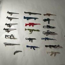 Vintage 1983-1987 Gi Joe 20 Pcs gun accessories