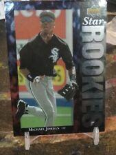 1994 Upper Deck Electric Diamond Michael Jordan PSA Refractor Card Nike Rookie