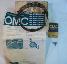 OMC FLYWHEEL SCREEN KIT NEW OLD STOCK STILL IN THE BOX WITH MOUNTING HARDWARE