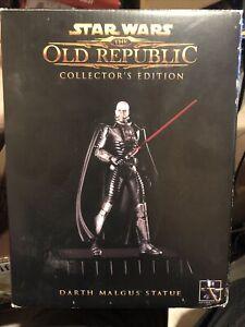 Star Wars Statue Darth Malgus The Old Republic Edition Collector