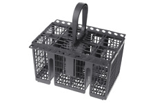 GENUINE HOTPOINT INDESIT DISHWASHER CUTLERY BASKET  207 X 160 X 230 mm C00386607