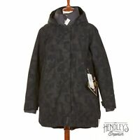 NWT THE NORTH FACE Down Parka XL in Black Camo Poly-Wool CRYOS APEX GTX 800 Fill