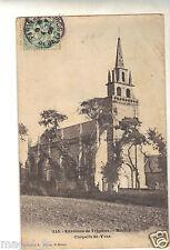 22 - cpa - Environ de TREGUIER - MINIHY - Chapelle St Yves (H7076)