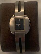 Vintage Mechanical Womens Seiko Hand Wind Bracelet Watch Running Strong!