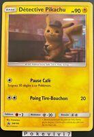 Carte Pokemon DETECTIVE PIKACHU SM190 PROMO HOLO Soleil et Lune SL FR NEUF