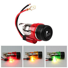 12V Waterproof Car Motorcycle Boat Cigarette Lighter Power Socket Plug Outlet