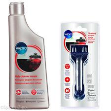 WHIRLPOOL Induction Ceramic Glass Hob Cleaner Cream & Scraper Kit 250ml