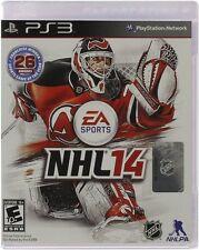 NHL 14 (Sony PlayStation 3, 2013) 106851-2 (J) BY8A