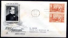 USA - 1953 Centenary of the Gadsen purchase -  Mi. 648 FDC