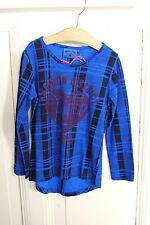 VINGINO Shirt Longsleeve Pullover  Jelleke  Gr. 6/116 check (B48)