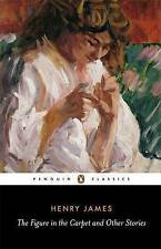 The Figure in the Carpet and Other Stories (Penguin Classics)-ExLibrary