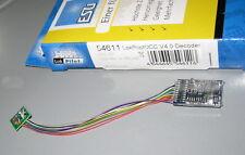 ESU 54611 LokPilot 4.0 DCC Digital Decoder 8 pol.