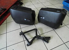 E1. BMW K 100 RS Caisson Touring Sacoches Stand Valise Support valise