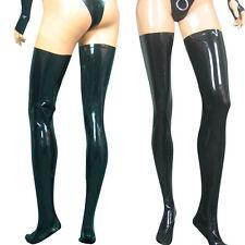 Handmade Latex Clothing Rubber Catsuit AngelDis Brand latex leggings #11004