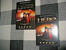 Jet Li Hero 2004 Dvd Slipcover/Pamphlet (Complete) Quentin Tarantino