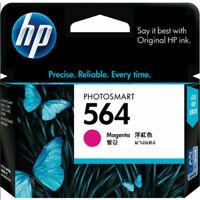 GENUINE AUTHENTIC HEWLETT PACKARD HP 564 MAGENTA INK CARTRIDGE CB319WA