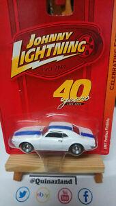 Johnny Lightning  40 Years 1967 Pontiac Firebird (CP31)