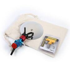 Universal Spray Guide Accessory Tool With 315 Airless Paint Nozzle 7/8 Inch