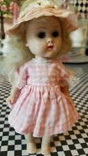 "Ginny Doll Vogue, 8"", Hard Plastic, Vintage"
