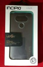 NEW Incipio Octane Case for LG G5 - Clear/Turquoise - #3A