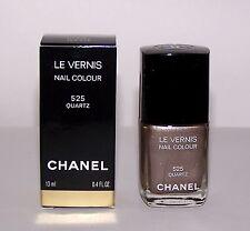 Chanel Quartz Le Vernis 159.525 -  Metallic Beige Shimmer Nail Polish - BNIB