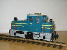 LGB Original - Schoema Diesel-Lok 6 mit Klauenkupplungen