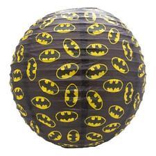 Batman - Chauve-souris LOGO Pliable Papier ABAT JOUR - Neuf et Officiel DC
