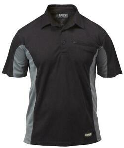 Apache Dry Max Work Polo Shirt (Breathable) - APDMP