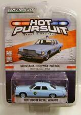 1977 '77 DODGE ROYAL MONACO POLICE MONTANA USA GREENLIGHT HOT PURSUIT DIECAST