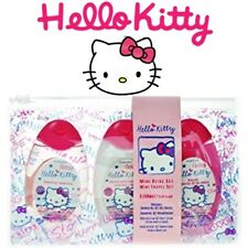 Hello Kitty Mini Travel Set Shower Gel, Shampoo and Body Lotion 3 x 50ml SALE