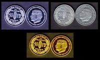 ★★★★ COLLECTION DES 3 COPIES DE L'ESSAI 10 FRANCS PETAIN 1941 PAR SIMON ★★★