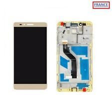 VITRE TACTILE + ECRAN LCD + PLAQUE SUPPORT CHASSIS CENTRAL OR HONOR 5X