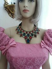 """Of Fabulous"""" Necklace $650. Retail Unbelievably Beautiful Daus """"Many Shades"""