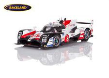 Toyota TS050 LMP1-H Sieger Le Mans 2019 Buemi/Nakajima/Alonso, Spark 1:43 43LM19