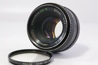 Vintage lens Yashica Yashinon DS-M 50mm F1.7 M42 screw mount Ref. 231913