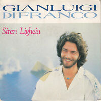 "Gianluigi Di Franco ‎7"" Siren Ligheia/Luna - France (VG+/EX)"